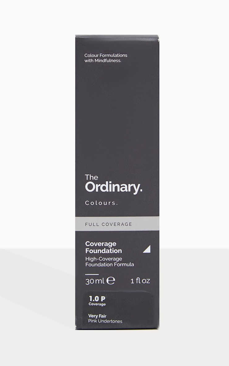 The Ordinary Coverage Foundation 1.0P Very Fair 2