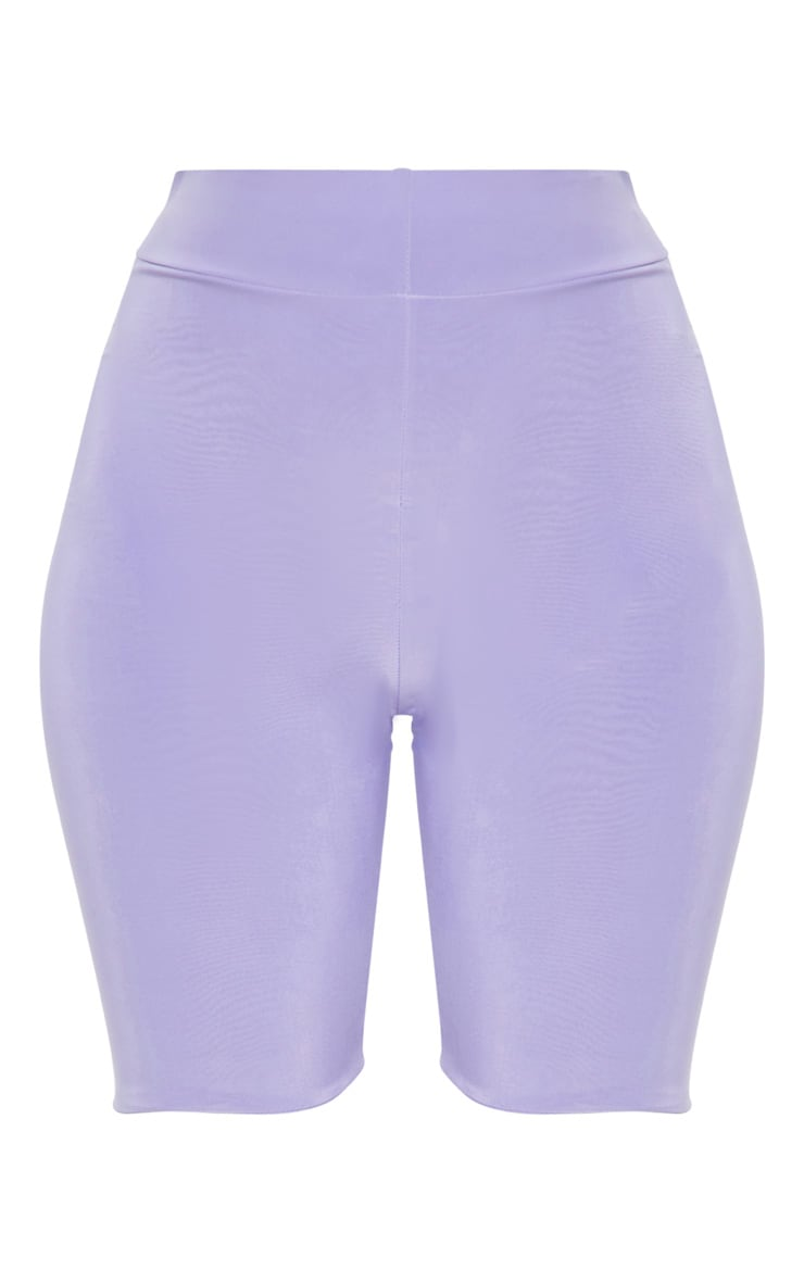Lilac Slinky Cycle Short 4