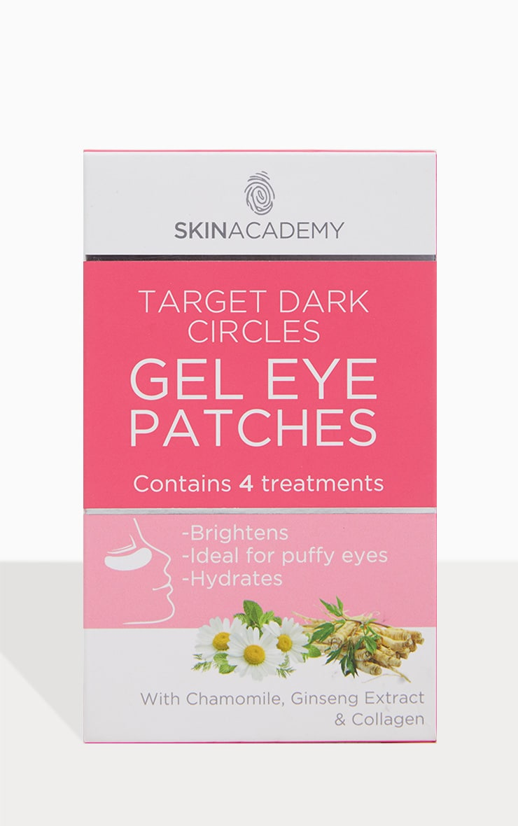 Four Pack Target Dark Circles Gel Eye Patches 2
