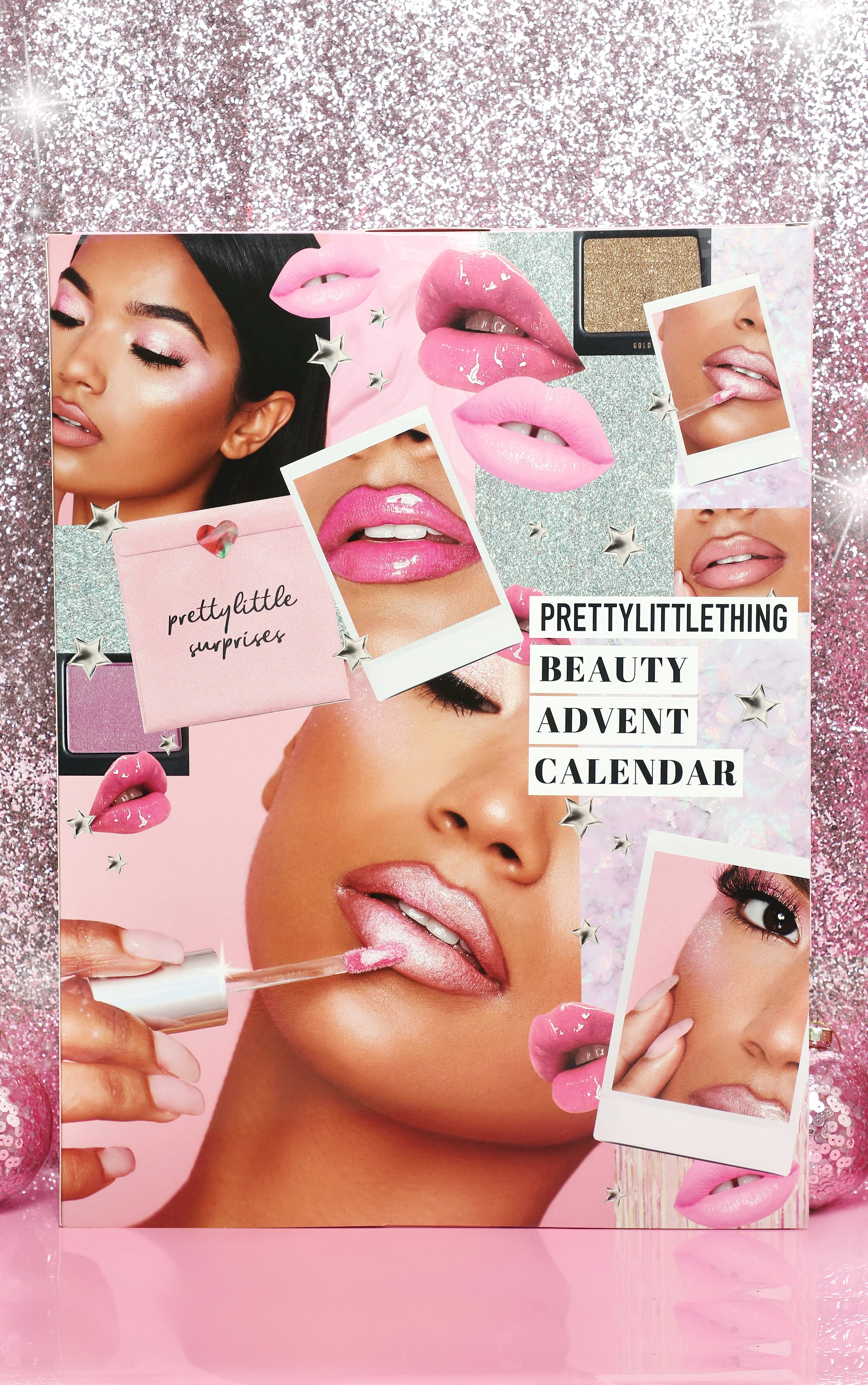 PRETTYLITTLETHING Beauty Advent Calendar (Worth £152) 3