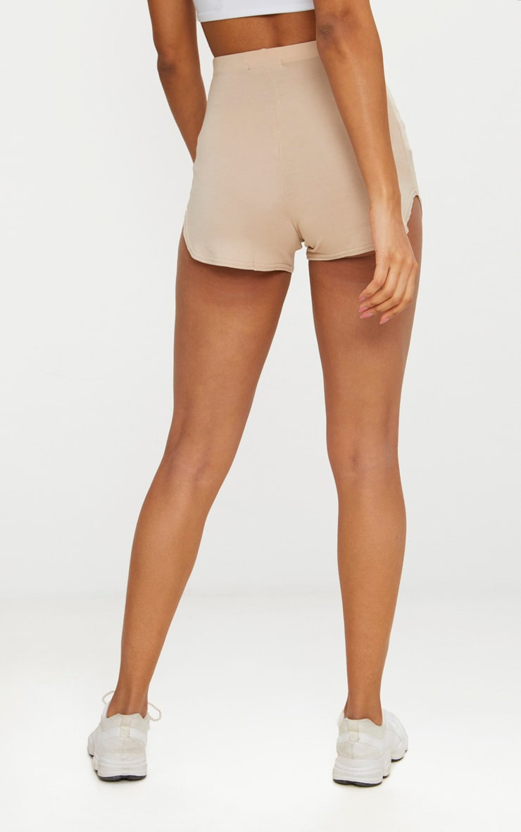 Nude Basic Runner Short   3