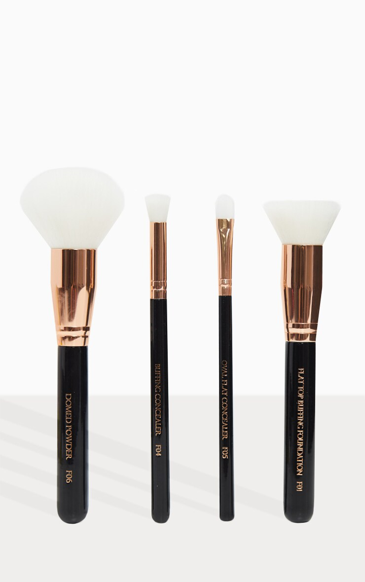 Soul Beauty The Signature Collection Face Base Brush Set