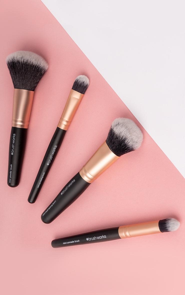 Brushworks Travel Makeup Brush Set 1