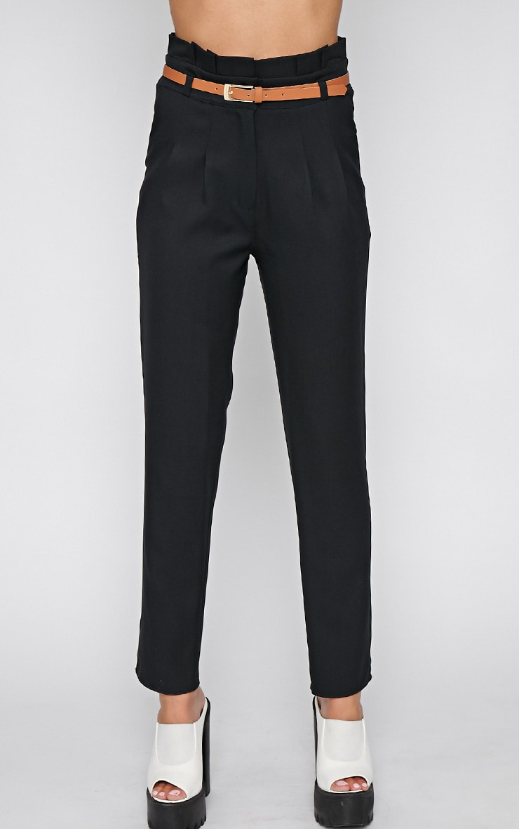 Dolly Black Tailored Trouser 3