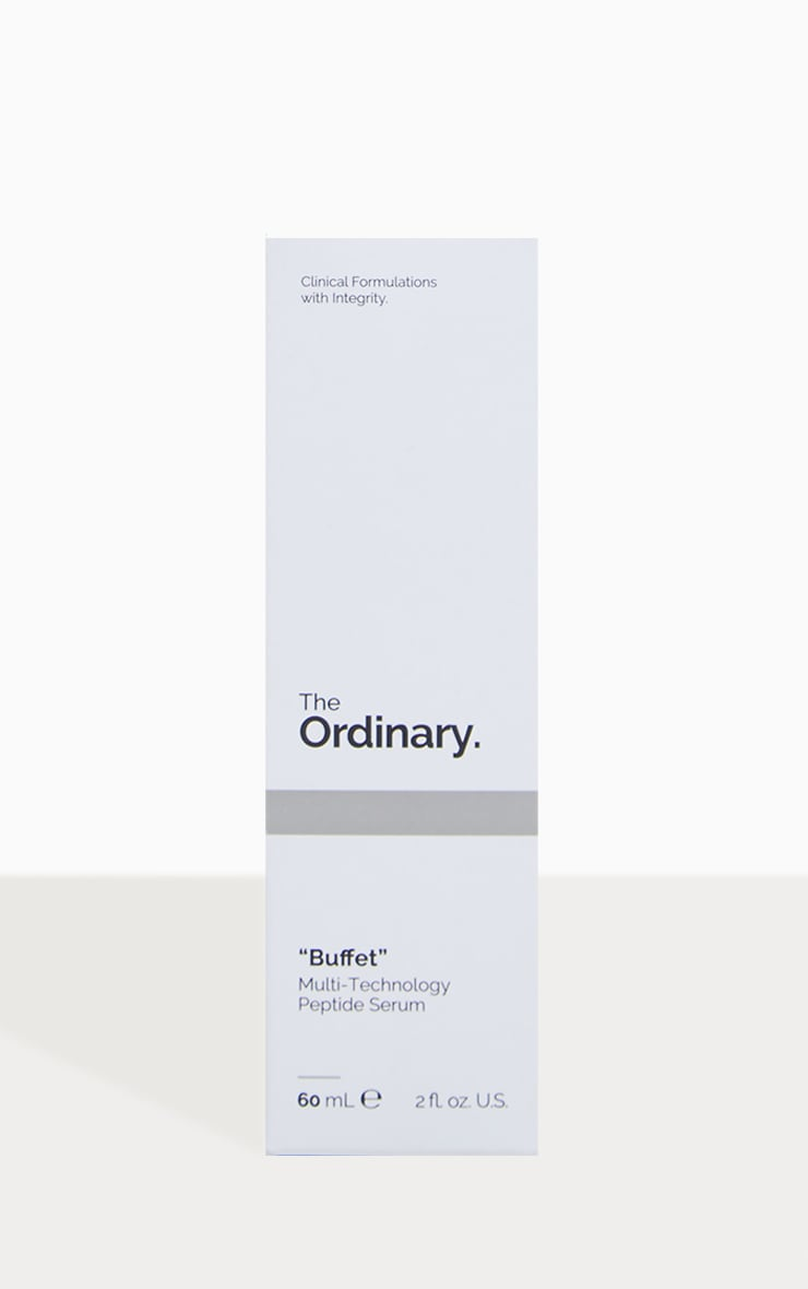 The Ordinary Supersize Buffet 60ml 3