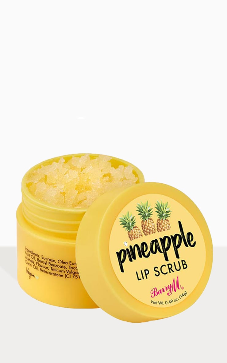 Barry M Pineapple Lip Scrub