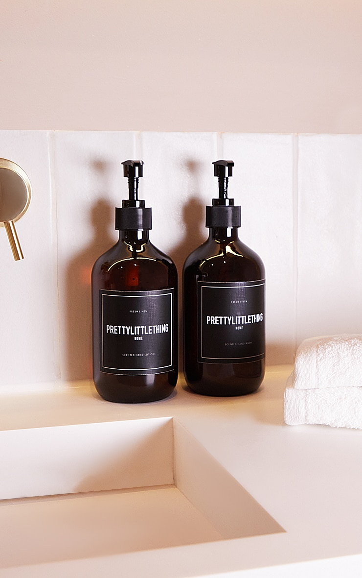PRETTYLITTLETHING Home - Lotion hydratante pour les mains parfum draps frais 2