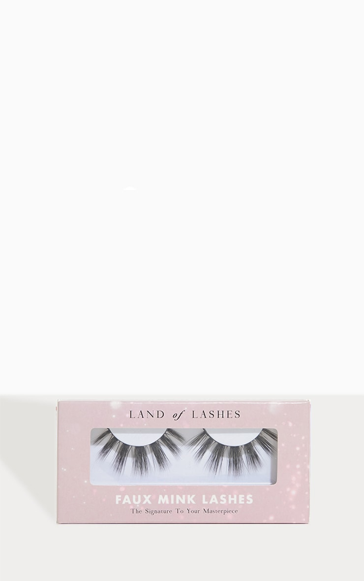 Land of Lashes cils Bohemian 1