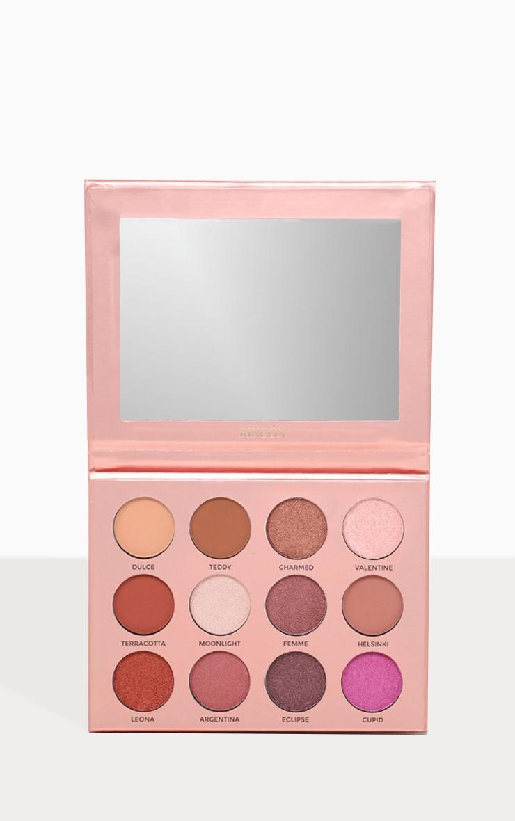 Rincon Cosmetics Heartbreaker PRO Eyeshadow Palette 1