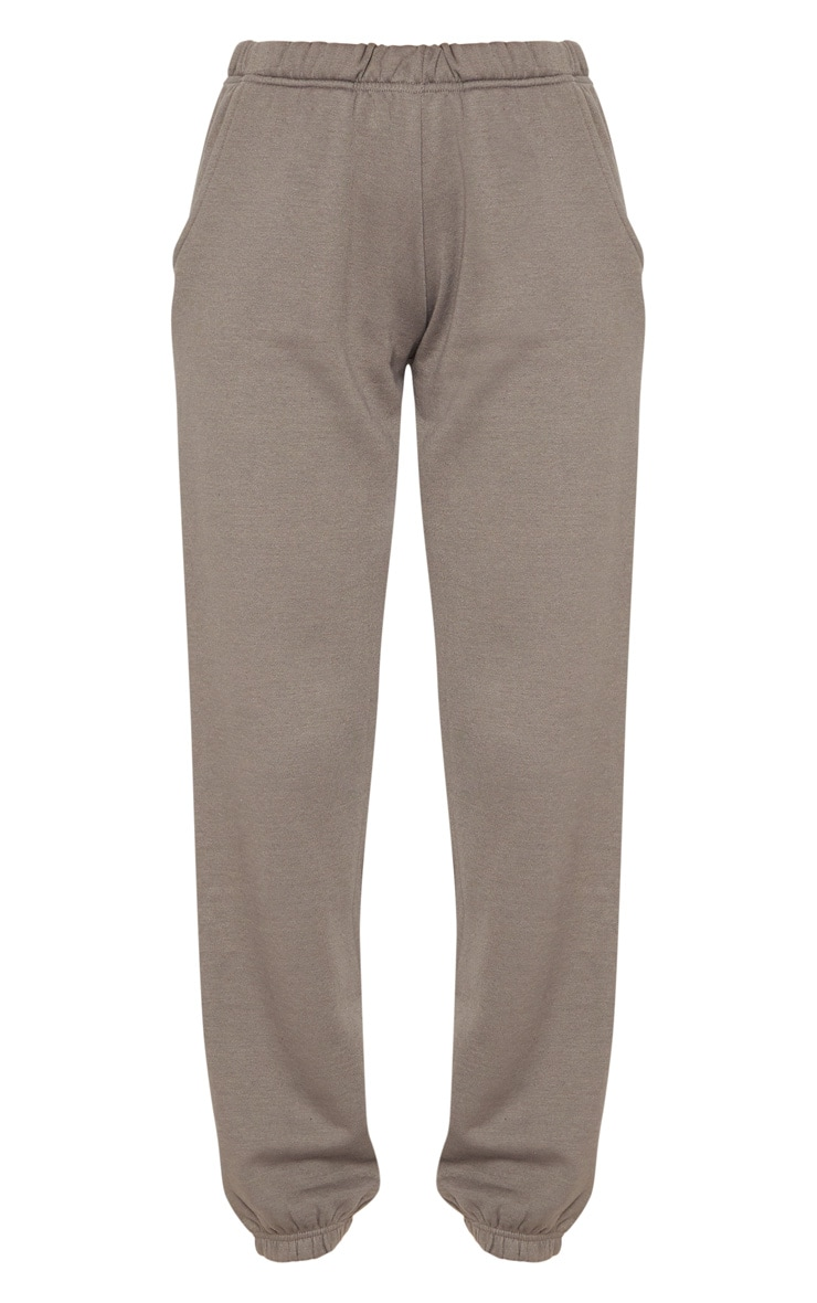 Grey Casual Jogger 3