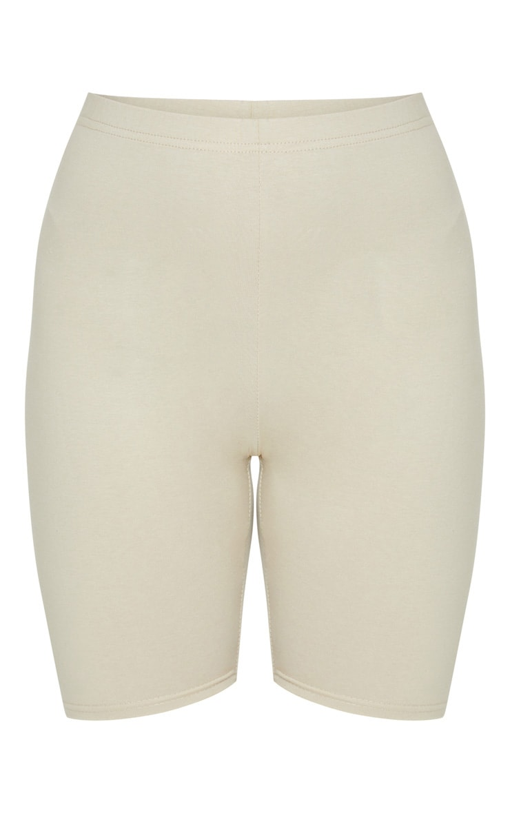 Sand Cotton Stretch Cycling Shorts 6