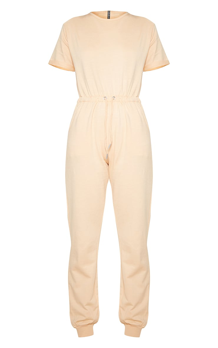 Fawn Short Sleeve Sweat Jumpsuit 3