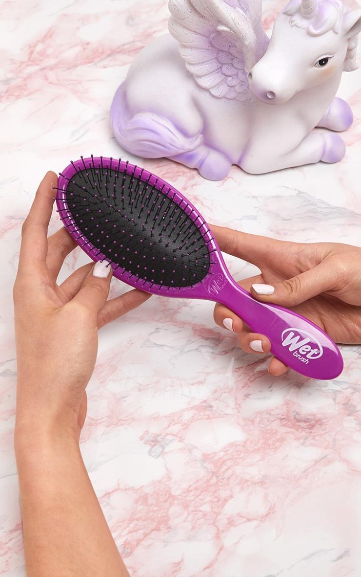 Wet Brush Purple Detangler  1
