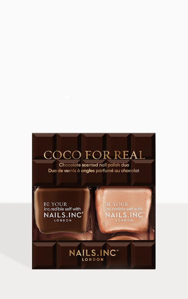 Nails Inc Nail Polish Coco For Real Duo 1