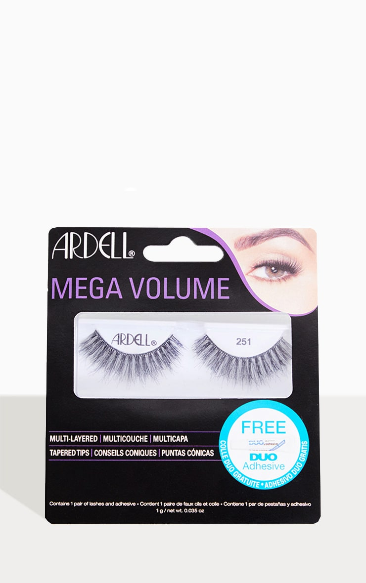 cf88888264d Ardell Mega Volume 251 | Beauty | PrettyLittleThing USA