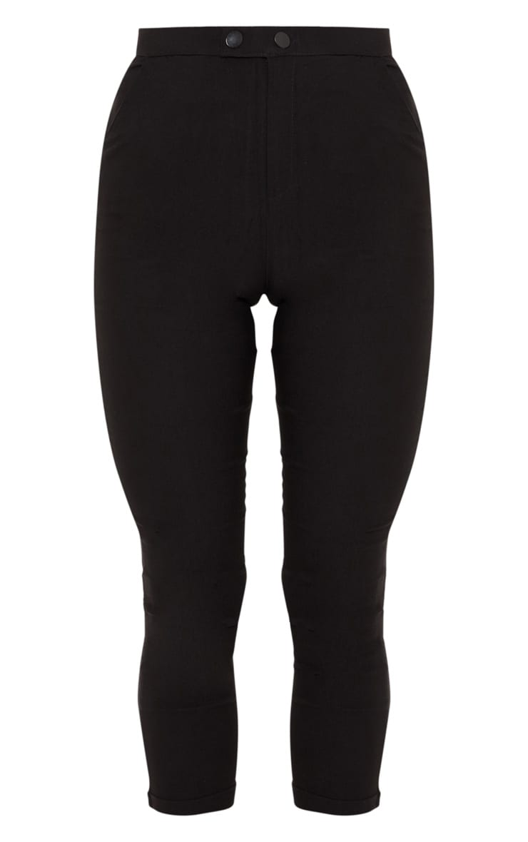Simi Black High Waisted Jeggings 3