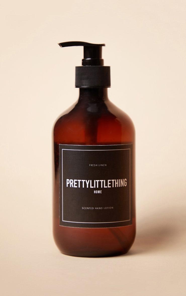 PRETTYLITTLETHING Home - Lotion hydratante pour les mains parfum draps frais 1