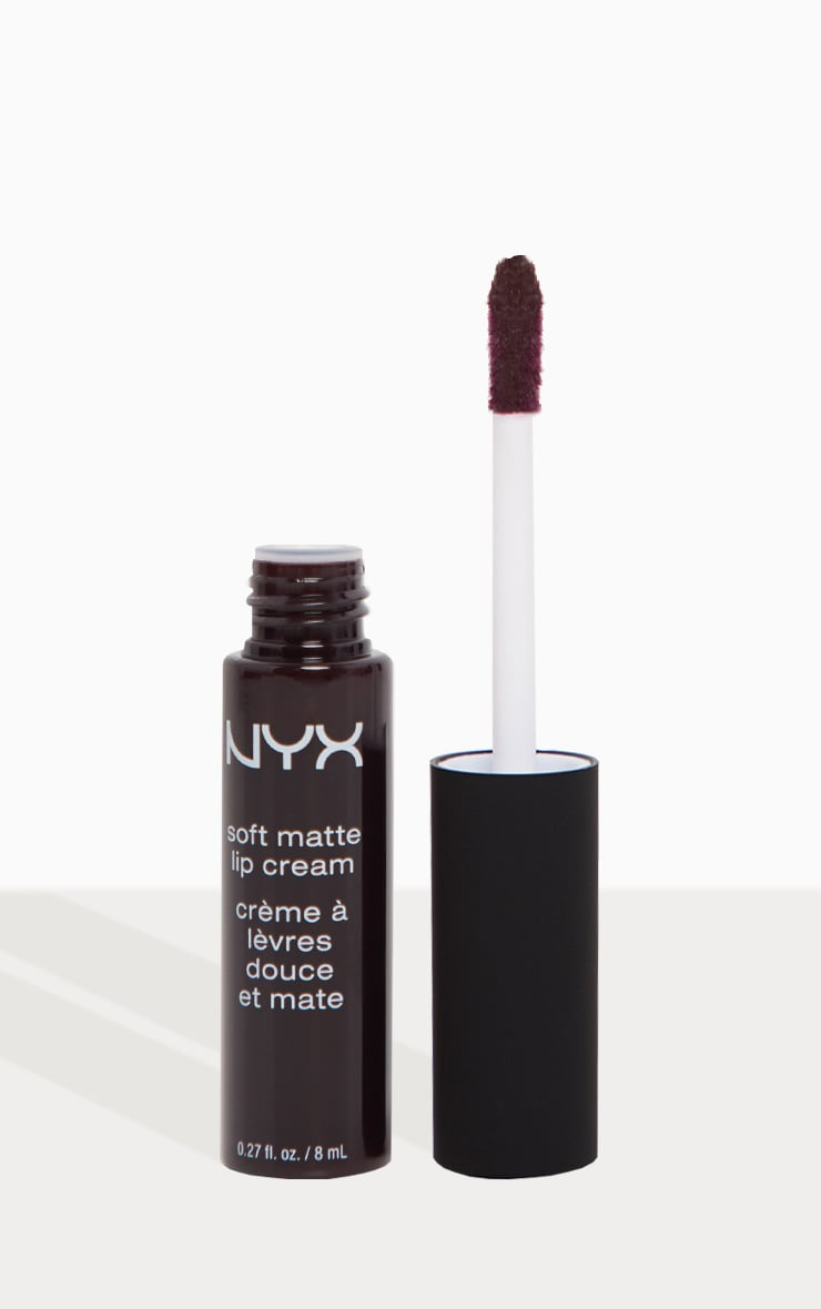 NYX Professional Makeup Soft Matte Lip Cream Transylvania 1