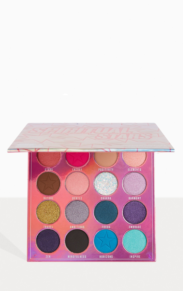 Makeup Obsession Spiritual Stars Shadow Palette 2