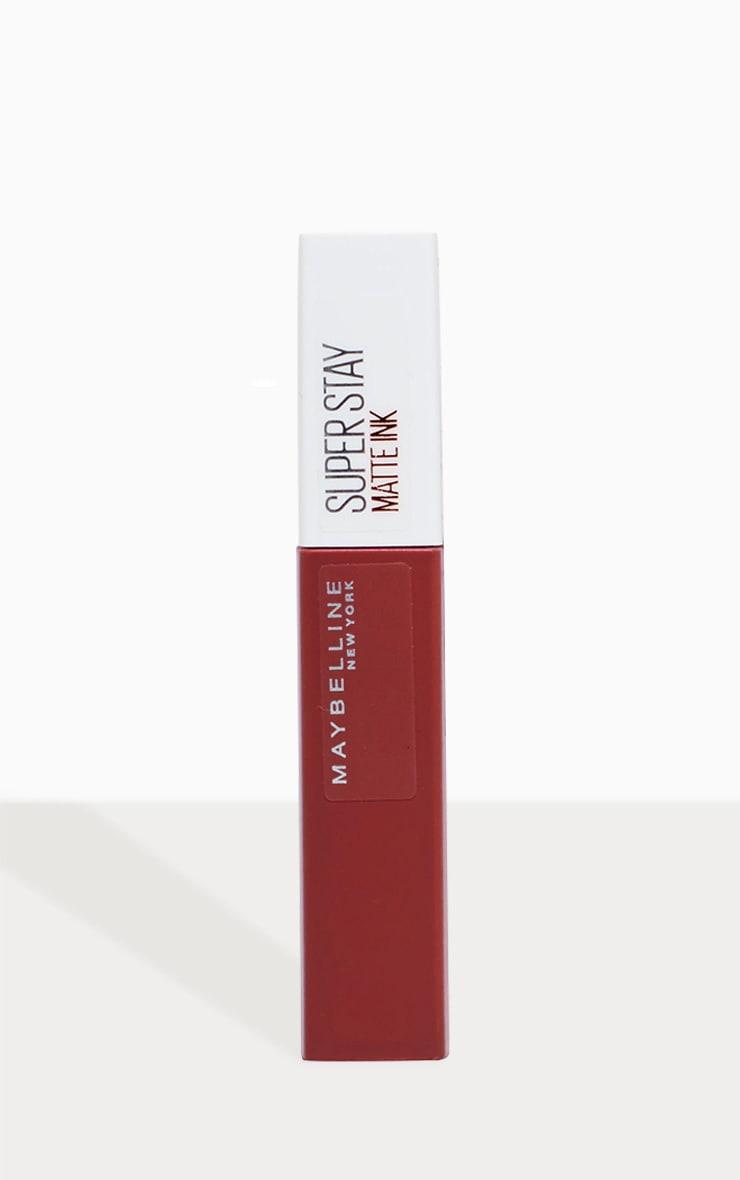 Maybelline Superstay Matte Liquid Lipstick 12 Hour Wear 160 Mover 2