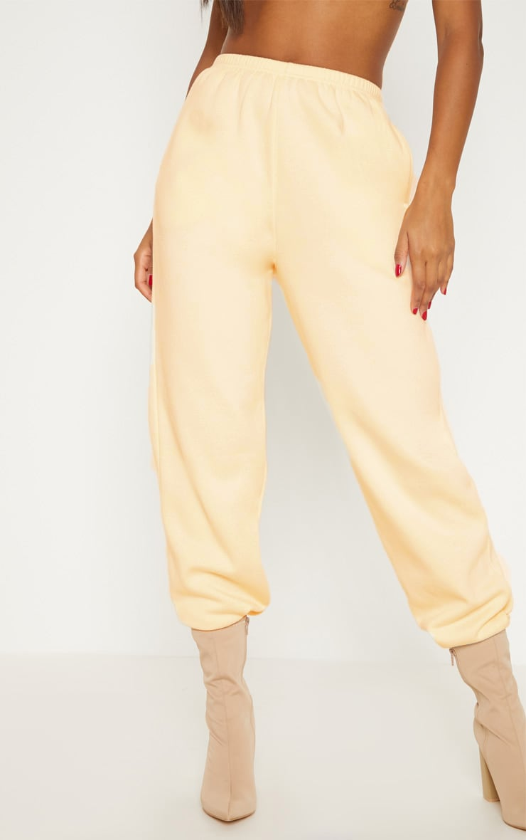 Cream Casual Track Pants 2