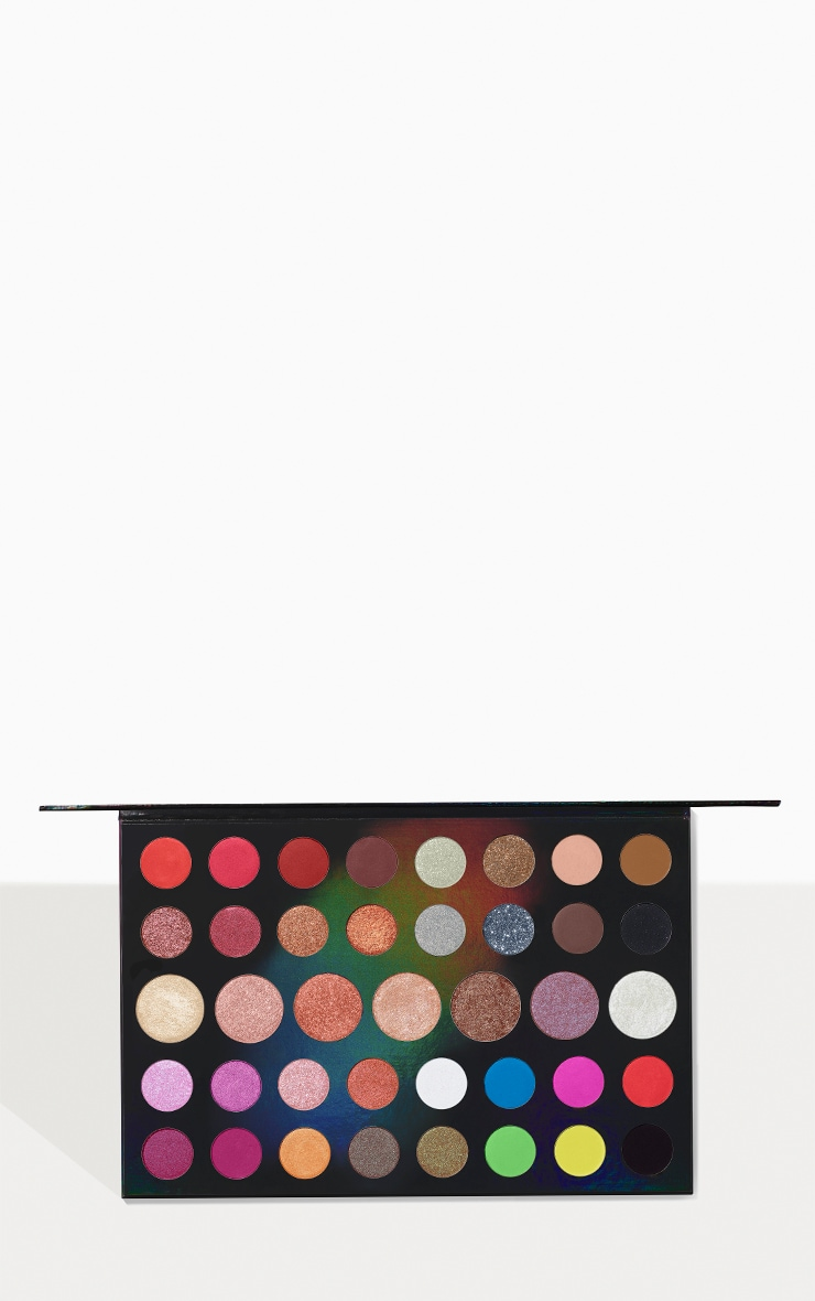 Morphe 39L Hit The Lights Eyeshadow Palette 1