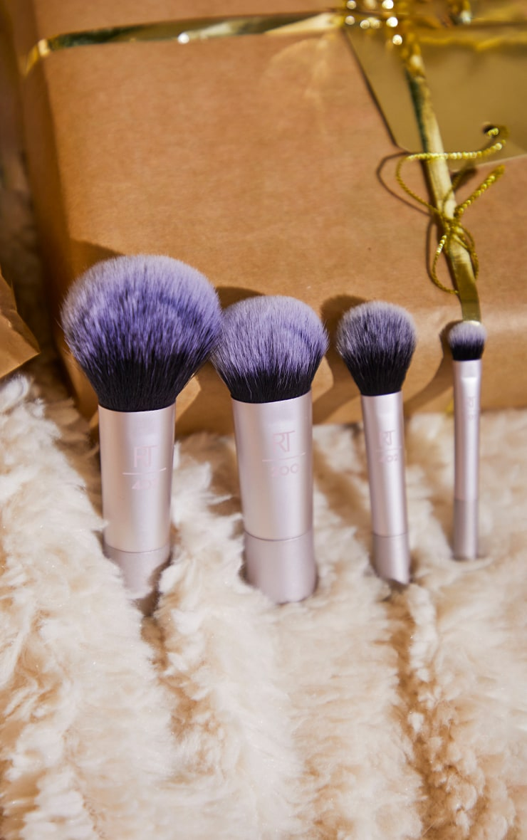 Real Techniques Luminous Glow Mini Brush Giftset 2