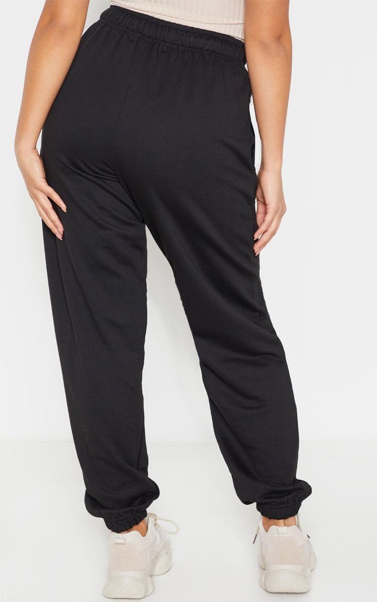 Petite Black Casual Trouser  4