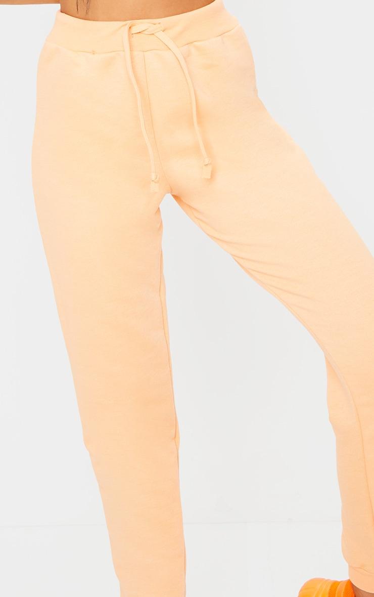 Peach Ultimate Sweat Track Pants 4