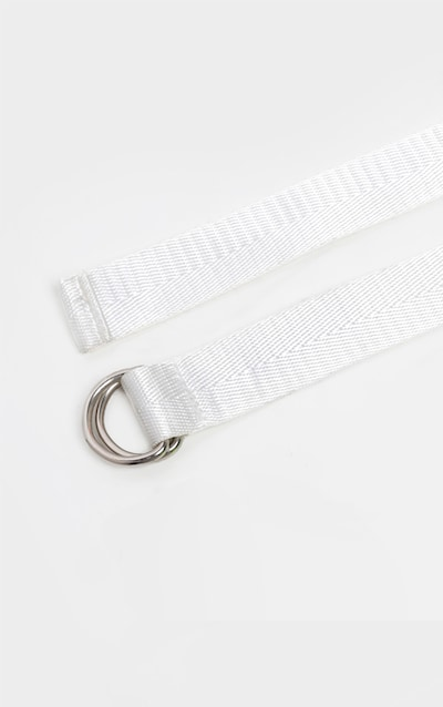White and Neon Lime Taping Belt Two Pack