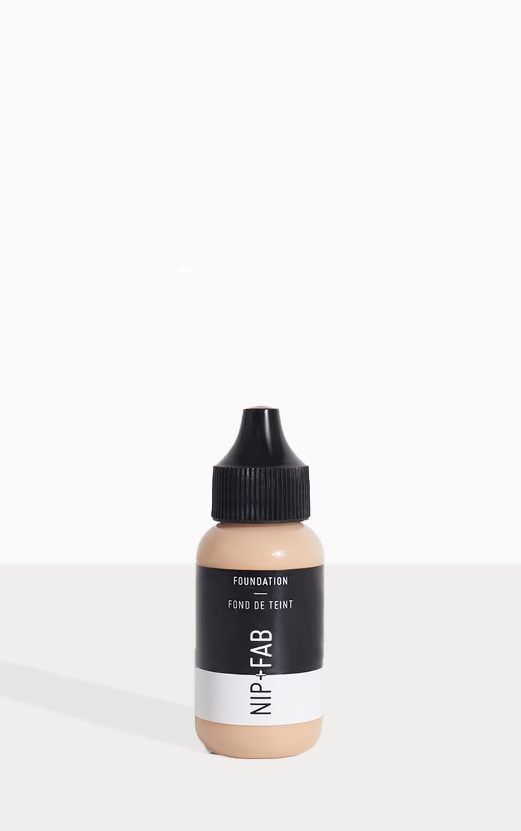 Nip & Fab Foundation 30ml Shade 20