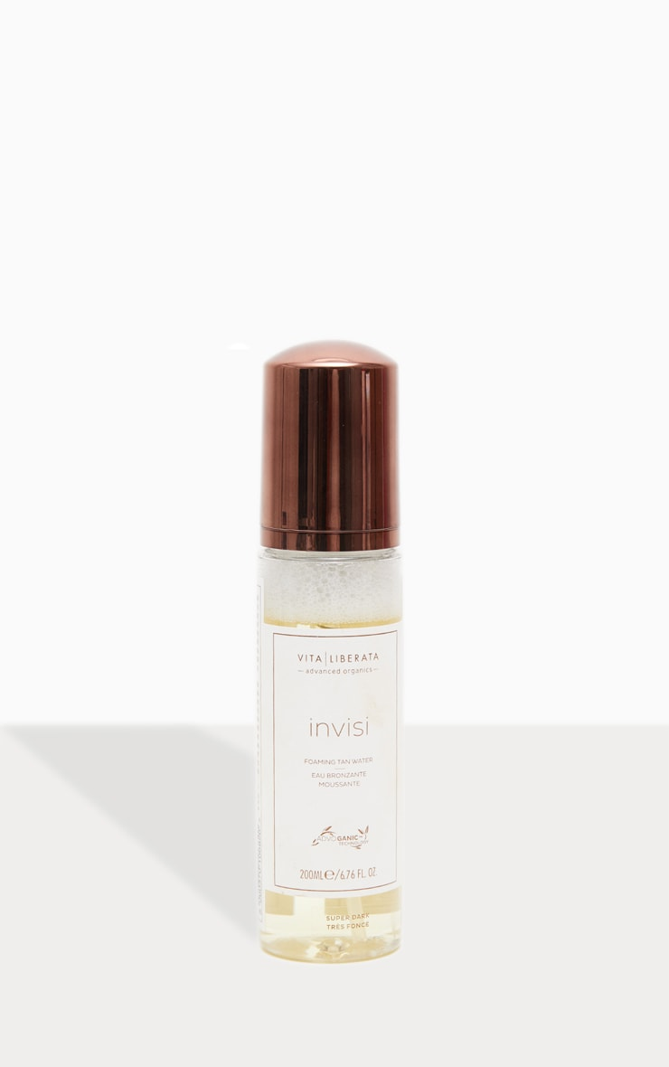 Vita Liberata Invisi Foaming Tan Water - Super Dark 2