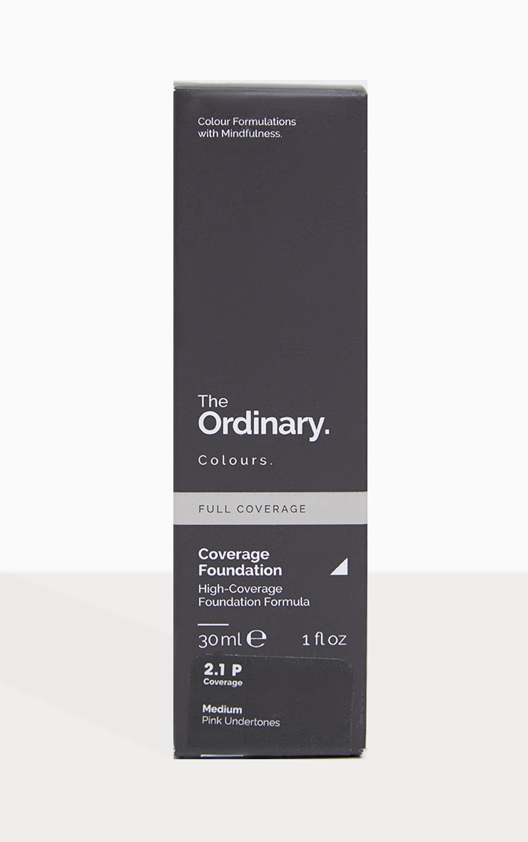 The Ordinary Coverage Foundation 2.1P Medium 2