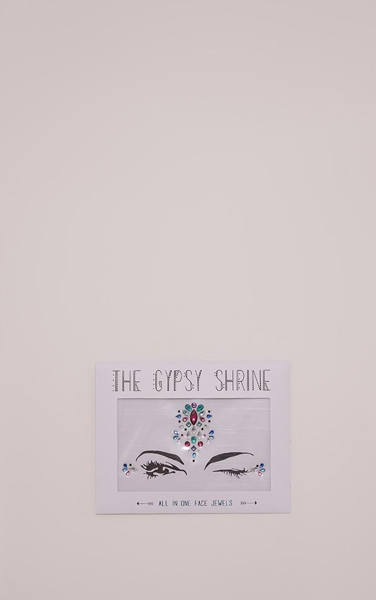 The Gypsy Shrine Multi Nouveau Gypsy Face Jewels 3