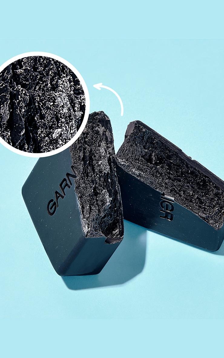 Garnier SkinActive Pure Active Charcoal Bar Anti-Spot & Blackhead Wash 1
