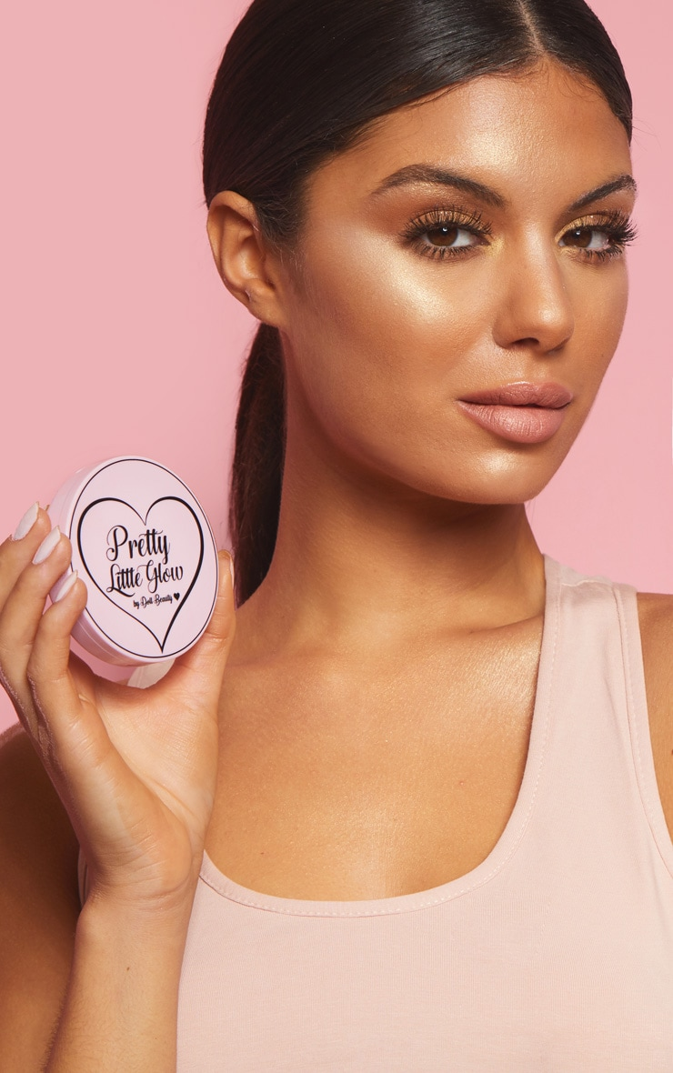 Doll Beauty Pretty Little Glow Exclusive Highlighter 4