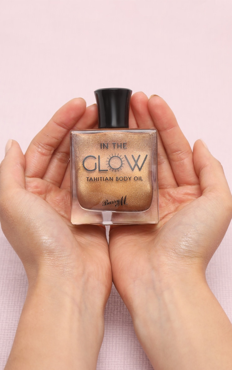 Barry M In the Glow Body Oil 1