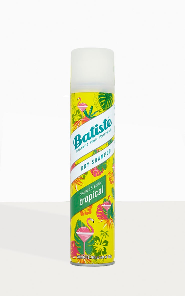 Batiste Dry Shampoo Tropical 200ml 1