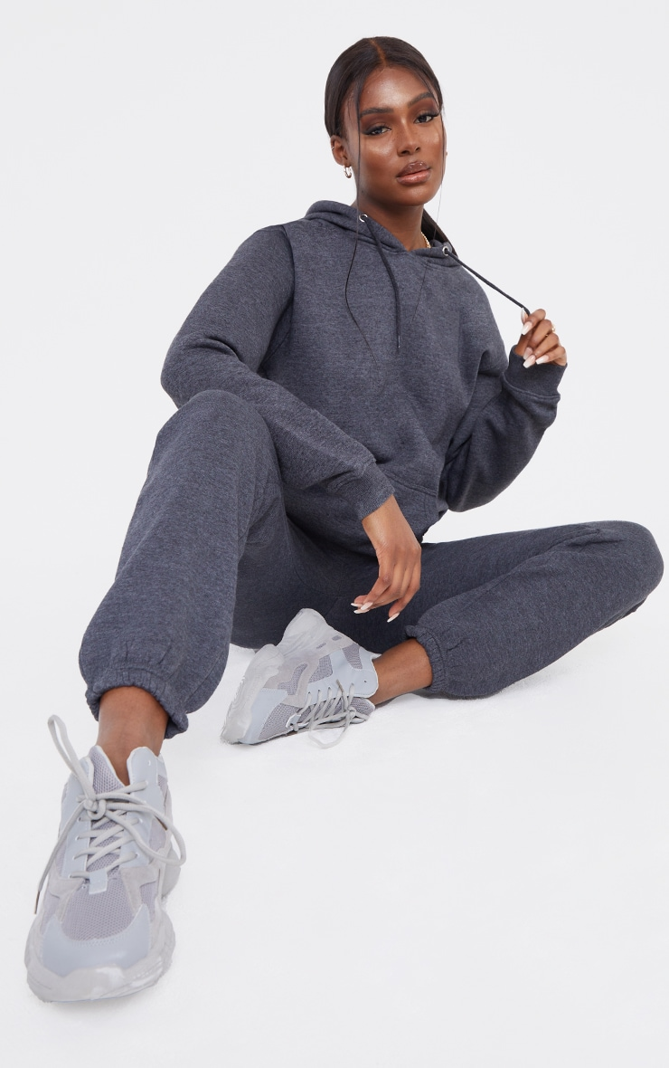 Tall Charcoal Ultimate Joggers 1