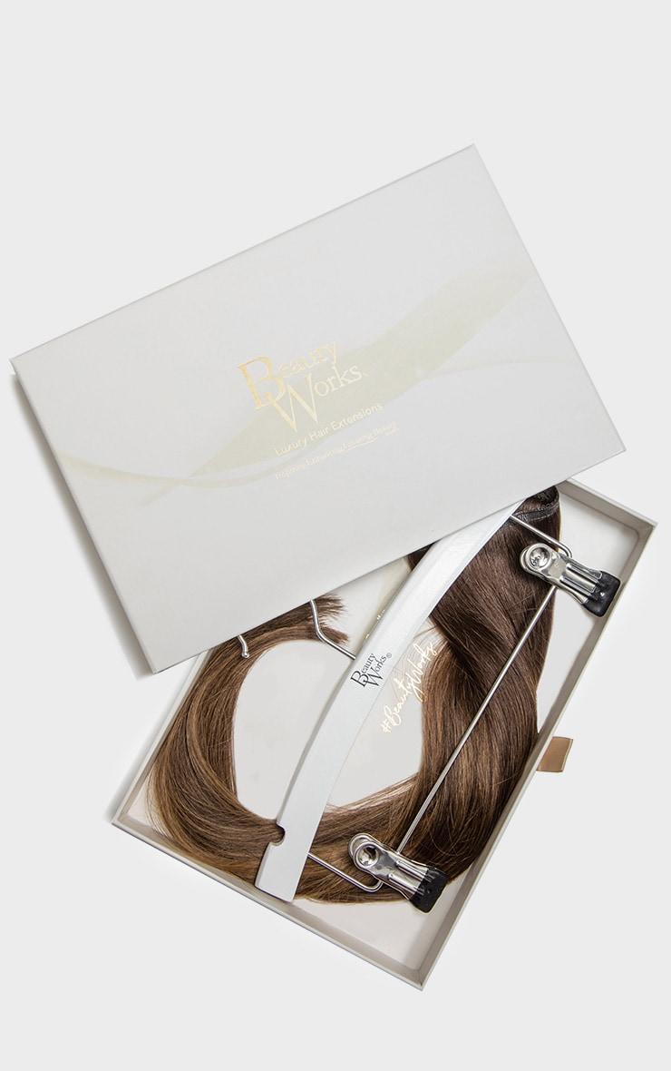 Beauty Works Double Hair Set Weft 18 Inch Dubai 50 Grams 1