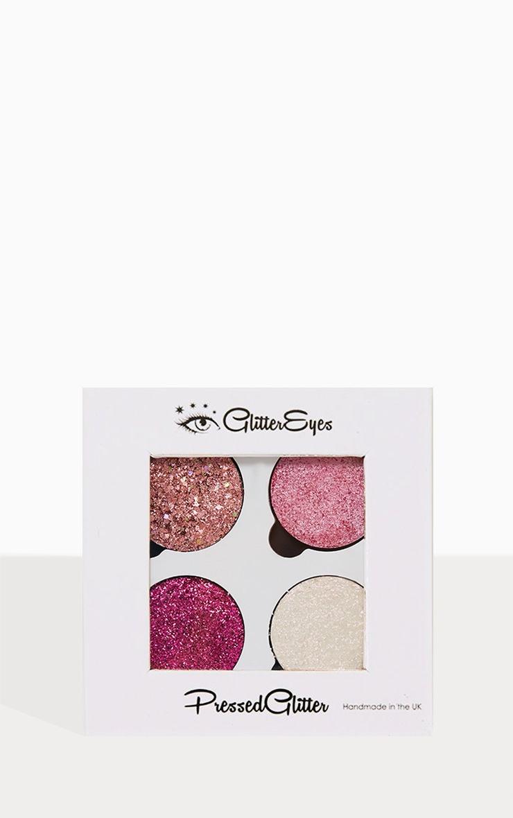 GlitterEyes Princess Quad Glitter Palette 1
