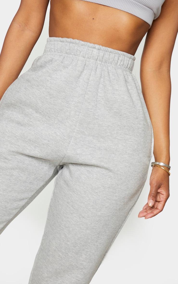 Shape Grey High Waist Pocket Detail Joggers 4