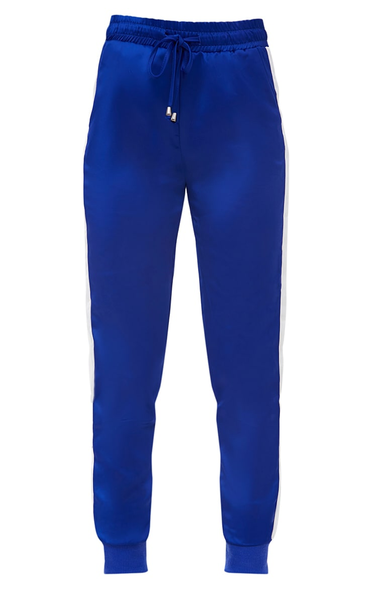 Cobalt Sport Stripe Jogger  3