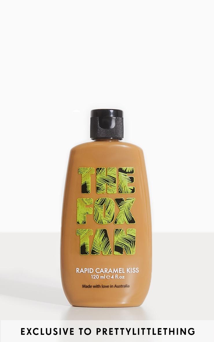 The Fox Tan Rapid Tanning Elixir Caramel Kiss 120ml 2