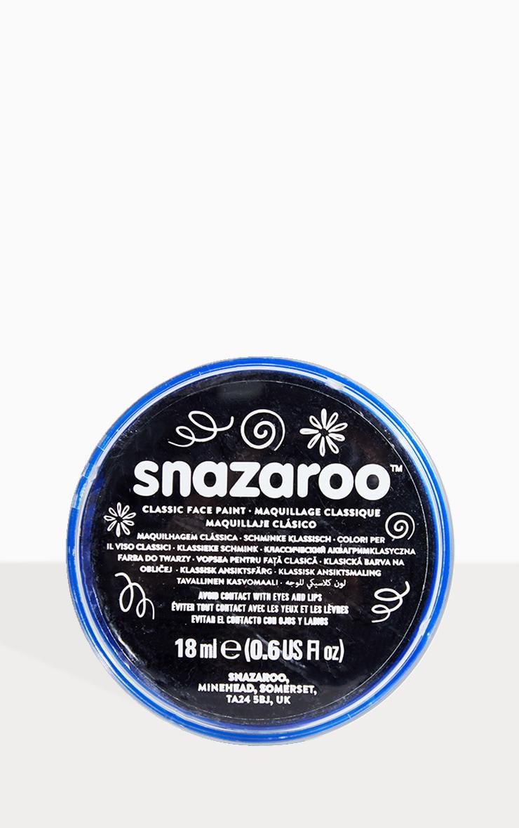 Snazaroo Black Face Paint 1