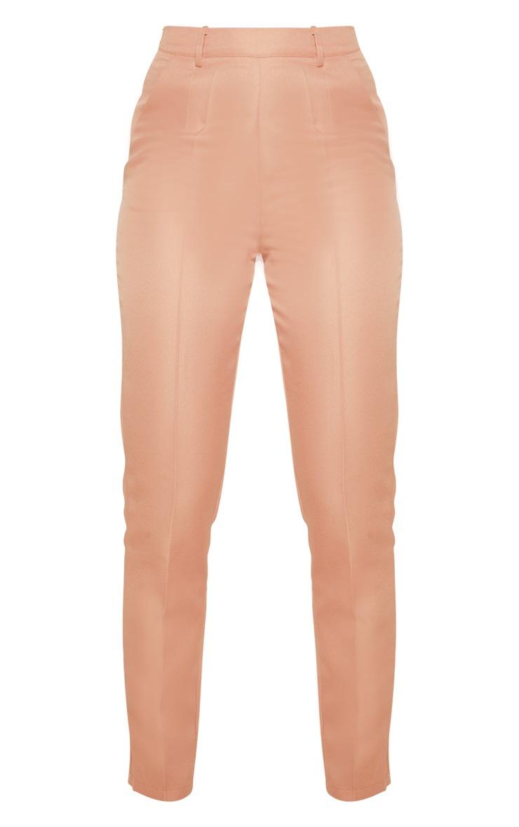 Rose Slim Suit Pants 3
