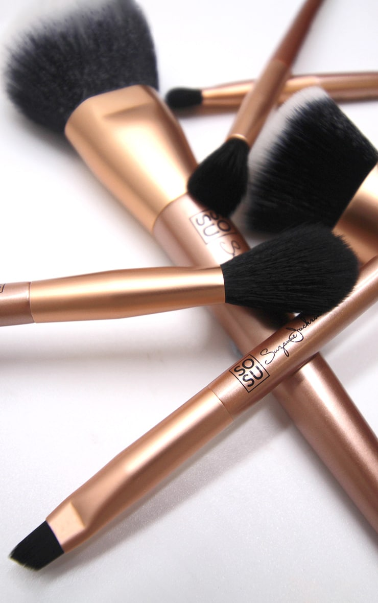SOSUBYSJ Remastered 6 Piece Luxury Brush Set 3