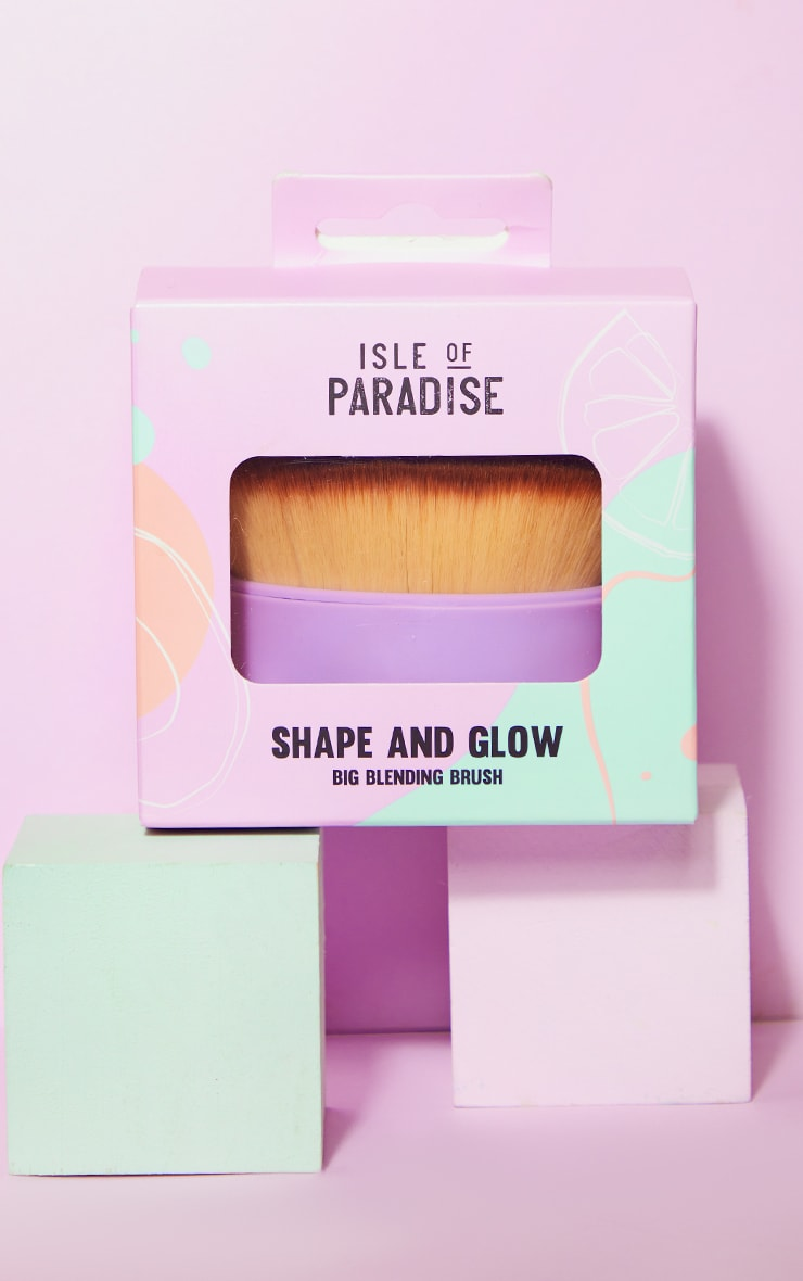 Isle of Paradise - Large pinceau estompeur Shape and Glow 3