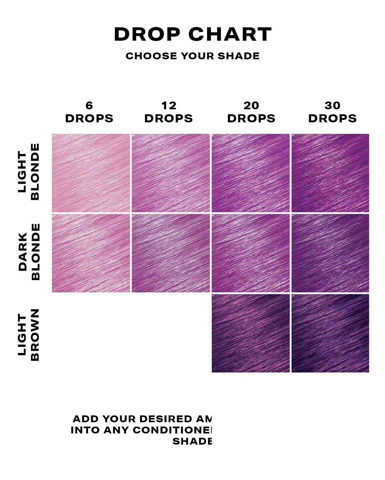 SHRINE Drop It Hair Dye Purple 2