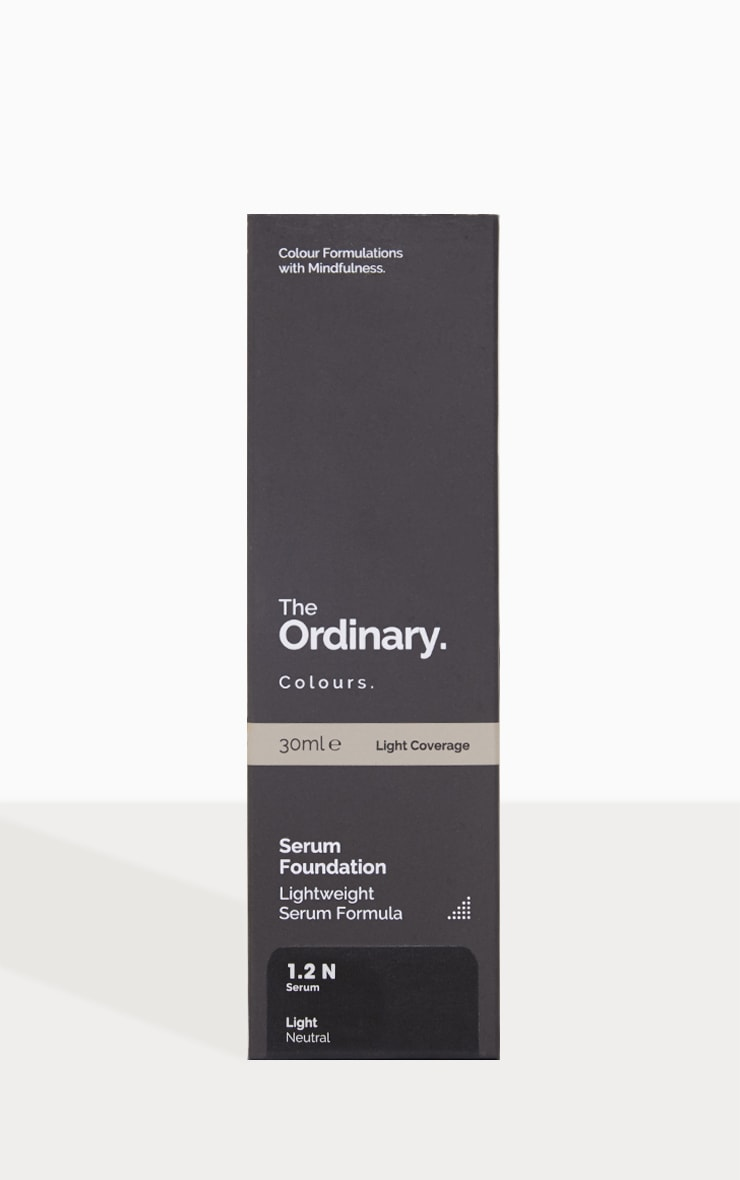 The Ordinary Serum Foundation 1.2N Light 2